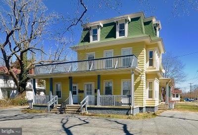 Vineland Multi Family Home For Sale: 307 N East Avenue