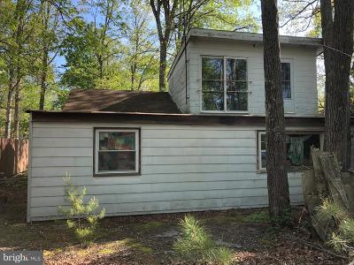Cumberland County Single Family Home For Sale: 610 SW Lakeshore Drive