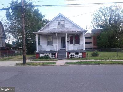 Bridgeton Single Family Home For Sale: 89 Giles