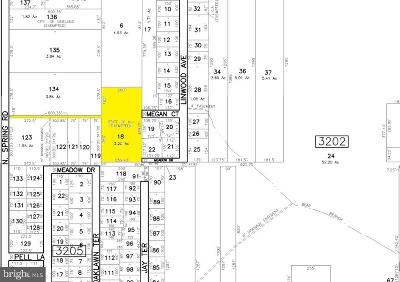 Vineland Residential Lots & Land For Sale: 307 N Spring Road