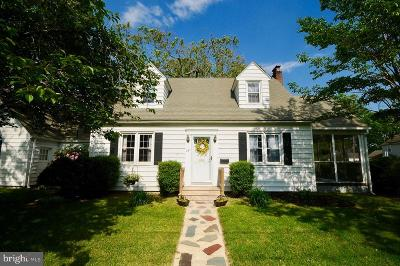 Millville Single Family Home For Sale: 201 N. 11th