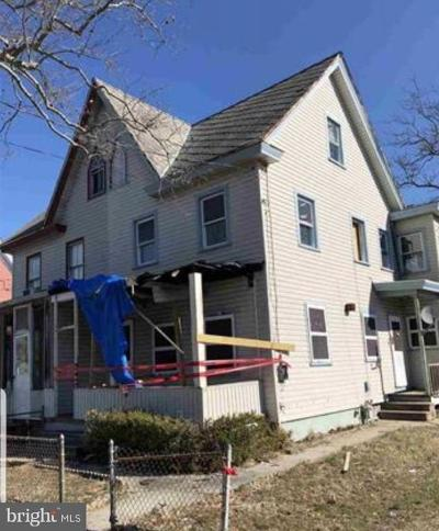 Millville Single Family Home For Sale: 335 S 4th Street