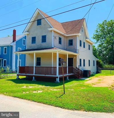 Millville Single Family Home For Sale: 39 Garfield Street