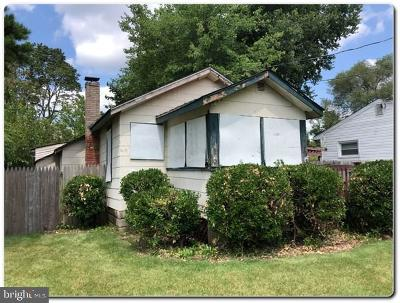 Vineland Single Family Home For Sale: 214 Fenimore Street