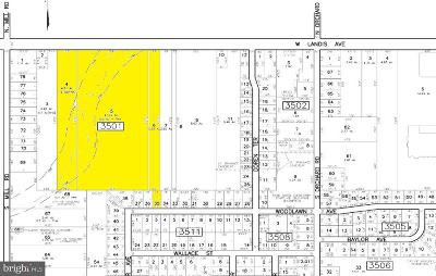 Vineland Residential Lots & Land For Sale: 1697 W Landis Avenue