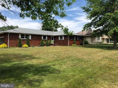 Vineland Single Family Home For Sale: 670 W Crescent Drive