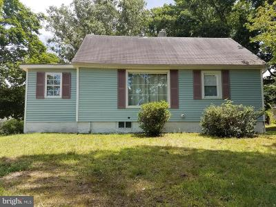 Cumberland County Single Family Home For Sale: 2343 S Orchard Road