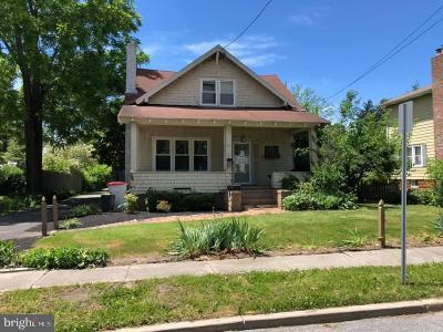 Vineland Single Family Home For Sale: 40 Howard Street