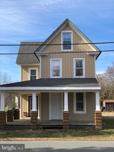 Cumberland County Single Family Home For Sale: 481 Maple Street