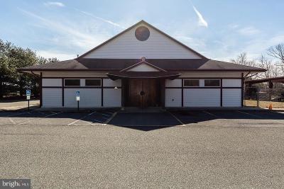 Vineland Commercial For Sale: 3390 E Oak Road