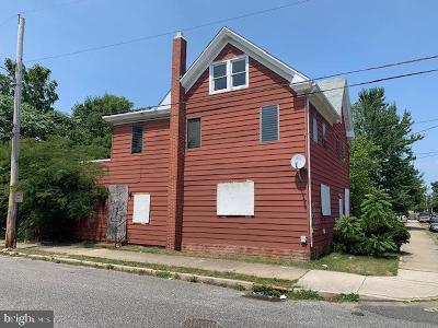 Millville Commercial For Sale: 224 Foundry St W