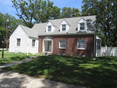 Cumberland County Single Family Home For Sale: 109 N 12th Street