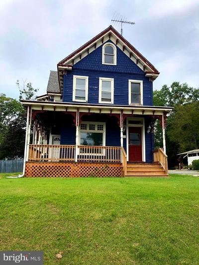 Bridgeton Single Family Home For Sale: 62 N West Avenue