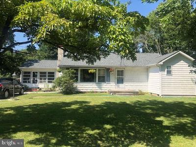 Millville Single Family Home For Sale: 470 Cedar Lane