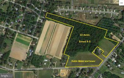Vineland Residential Lots & Land For Sale: S Lincoln Avenue