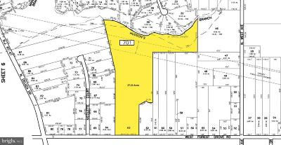Vineland Residential Lots & Land For Sale: 820 W Forest Grove Road