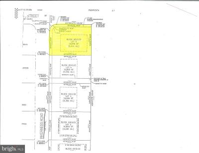 Vineland Residential Lots & Land For Sale: Iverness Rd