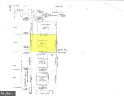 Vineland Residential Lots & Land For Sale: 0-A Iverness Rd