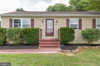 Single Family Home For Sale: 79 Randolph Road