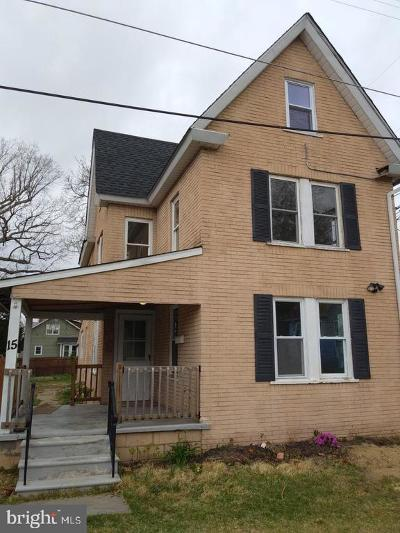 Millville Multi Family Home For Sale: 15 Pike Avenue