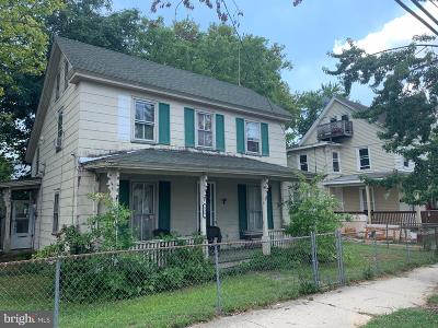 Millville Single Family Home For Sale: 329 E Vine Street