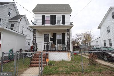 Millville Single Family Home For Sale: 12 W Green Street