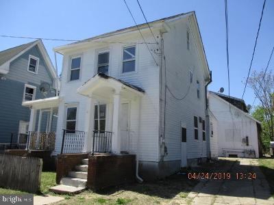 Millville Multi Family Home For Sale: 412 N 4th Street