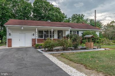 Vineland Single Family Home For Sale: 943 E Oak Road