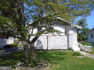 Vineland Single Family Home For Sale: 23 N Valley Avenue
