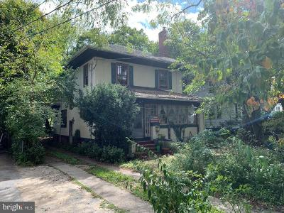 Cumberland County Single Family Home For Sale: 107 N East Avenue