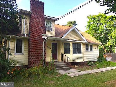 Vineland Single Family Home For Sale: 538 E Garden Road