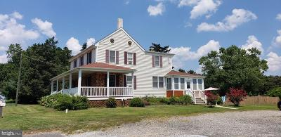 Berlin Single Family Home For Sale: 164 N Route 73