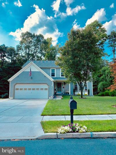 Sicklerville Single Family Home For Sale: 9 Chesterwood Place