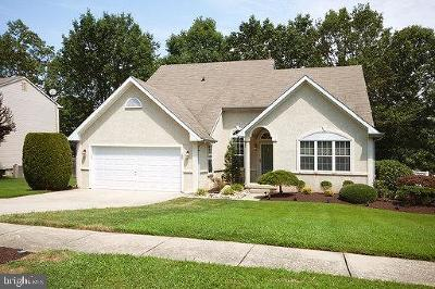Sicklerville Single Family Home For Sale: 49 Meeting House Circle