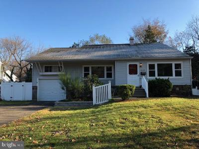 Cherry Hill Single Family Home For Sale: 1620 Berlin Road
