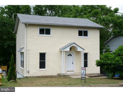 Cherry Hill Single Family Home Under Contract: 12 Hassemer Avenue