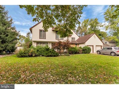 Cherry Hill Single Family Home For Sale: 105 Rue Du Bois