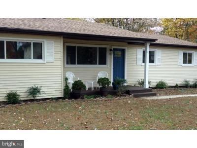 Cherry Hill Single Family Home For Sale: 17 E 5th Avenue
