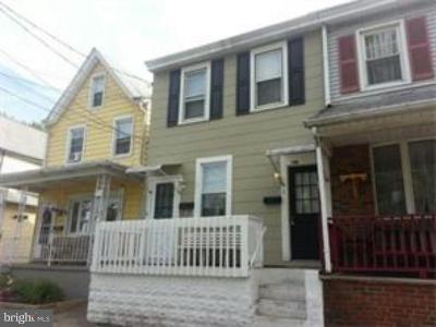 Gloucester City Multi Family Home For Sale: 710 Hunter Street