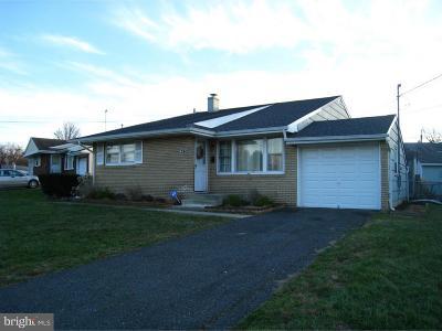 Bellmawr Single Family Home For Sale: 240 Meyner Drive