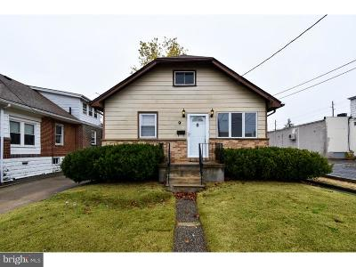 Runnemede Single Family Home For Sale: 9 W 7th Avenue