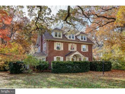 Merchantville Single Family Home For Sale: 104 W Maple Avenue