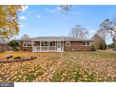Berlin Single Family Home For Sale: 518 Surrey Avenue