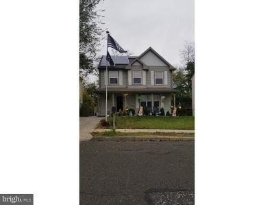 Pennsauken Single Family Home For Sale: 3618 Maryland Avenue