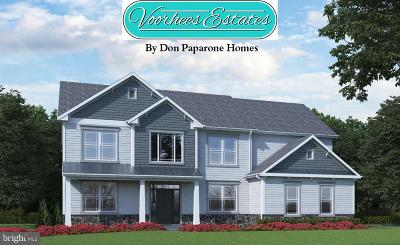Voorhees Single Family Home For Sale: 2201 4th Avenue