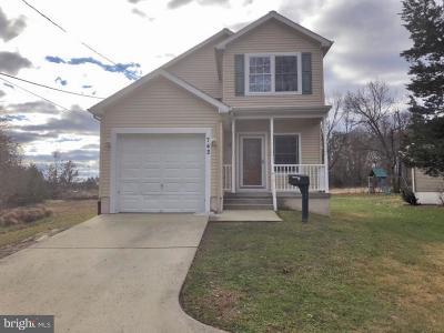 Magnolia NJ Single Family Home For Sale: $189,900