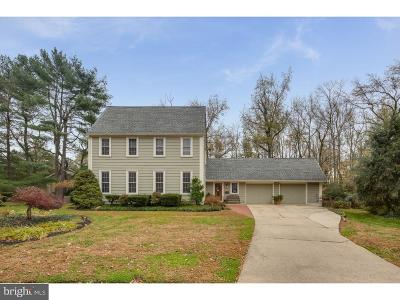 Cherry Hill Single Family Home For Sale: 12 Heritage Court