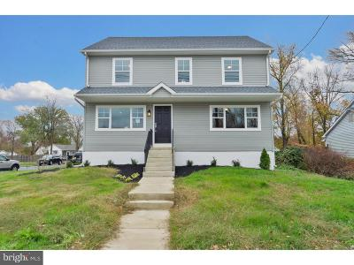 Cherry Hill Single Family Home For Sale: 733 Cooper Landing Road
