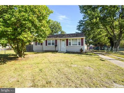 Pine Hill Single Family Home For Sale: 1012 Crest Road