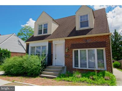 Cherry Hill Single Family Home For Sale: 1115 E Route 70